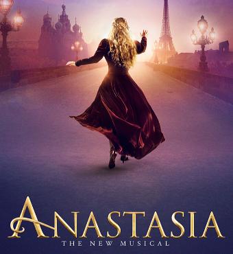 Anastasia Musical @ Ed Mirvish, Toronto Tickets | 2019 Dec 17