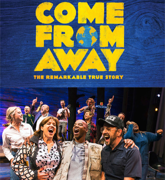 Come From Away Dallas 2020 Tickets | Music Hall At Fair Park