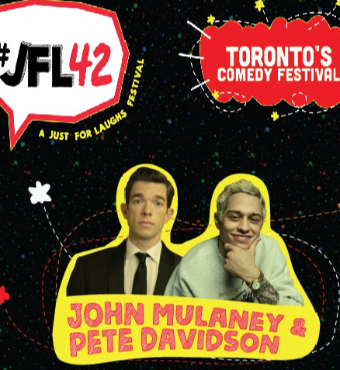 JFL42 Festival - John Mulaney & Pete Davidson Tickets | 2020 Jan 18