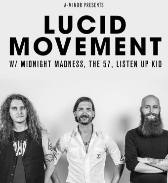 Lucid Movement & Midnight Madness Concert In Toronto Tickets | 2020 Jan 24