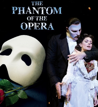 The Phantom of the Opera In Toronto Tickets | 2020 Jan 24