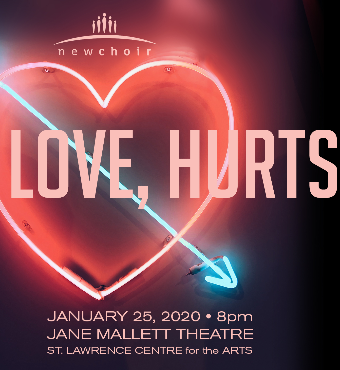 Love, Hurts In Toronto Tickets | 2020 Jan 25