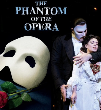 The Phantom of the Opera London 2020 Tickets | Her Majesty's Theatre