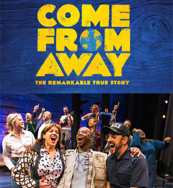 Come From Away The Musical In Toronto Tickets | 2020 Jan 25