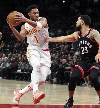 Toronto Raptors vs Atlanta Hawks Tickets | 2020 Jan 28
