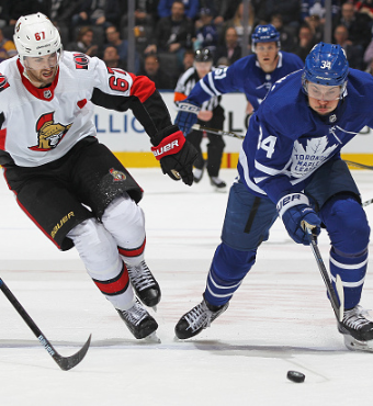 Toronto Maple Leafs vs. Ottawa Senators Tickets | 2020 Feb 01
