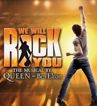 We Will Rock You Musical Toronto Tickets | 2020 Feb 07 - 08