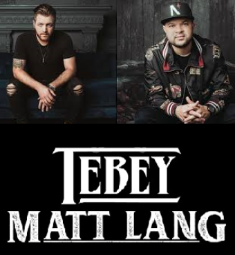 Tebey And Matt Lang Concert In Toronto Tickets | 2020 Feb 07
