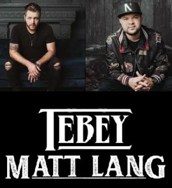 Tebey And Matt Lang Concert In Toronto Tickets | 2020 Feb 07