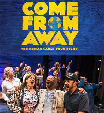 Come From Away The Musical Toronto Tickets | 2020 Feb 07