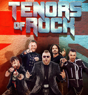 Tenors Of Rock Las Vegas 2020 Tickets | Sin City at Planet Hollywood Resort