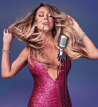 Mariah Carey Las Vegas The Butterfly Returns 2020 Tickets | The Colosseum