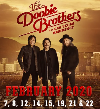 The Doobie Brothers Las Vegas 2020 Tickets | Venetian Theatre