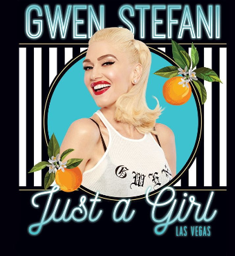 Gwen Stefani Las Vegas 2020 Just A Girl Tickets | Zappos Theater