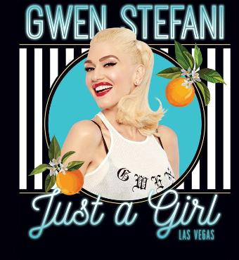 Gwen Stefani Las Vegas 2020 Just A Girl Tickets | Zappos Theater