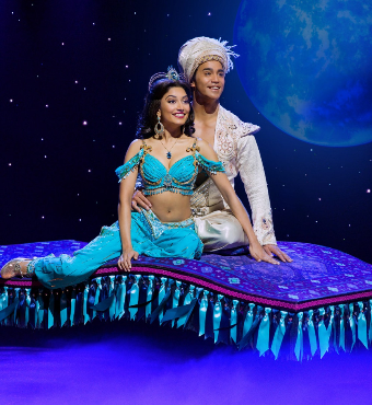 Aladdin Musical Orlando, FL 2020 Tickets | Walt Disney Theater
