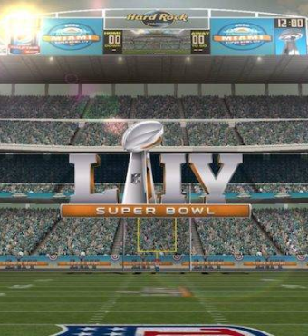 Super Bowl LIV Miami 2020 Tickets | Hard Rock Stadium