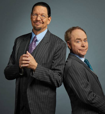 Penn & Teller Las Vegas 2020 Tickets | Penn & Teller Theater at Rio Las Veg