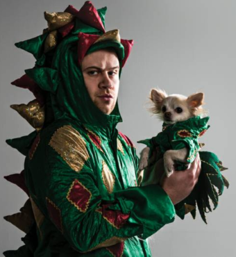 Piff the Magic Dragon Las Vegas 2020 Tickets | Bugsy's Cabaret at Flamingo