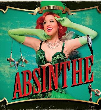 Absinthe Las Vegas Show 2020 Tickets | Spiegeltent at Caesars Palace