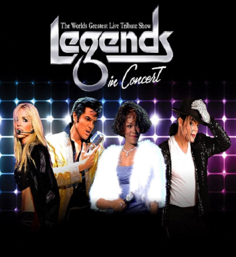 Legends In Concert las vegas 2020 Tickets | Tropicana Theater