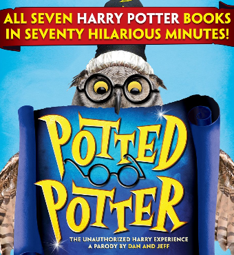 Potted Potter Las Vegas Show 2020 Tickets | The Magic Attic