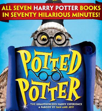 Potted Potter Las Vegas Show 2020 Tickets | The Magic Attic