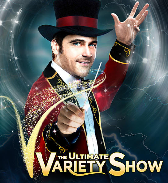 V The Ultimate Variety Show Las Vegas 2020 Tickets | V1 Theater
