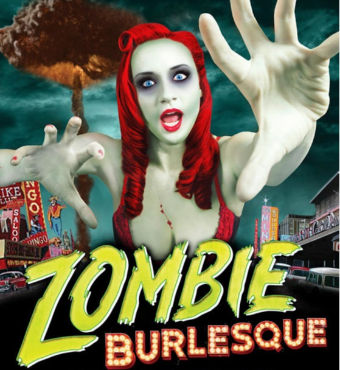 Zombie Burlesque Las Vegas 2020 Show Tickets | V Theater