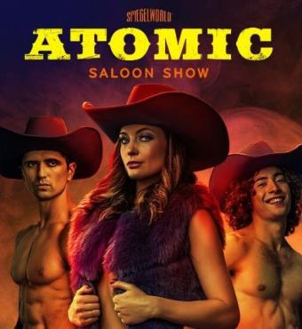 Atomic Saloon Las vegas Show 2020 Tickets | Venetian Hotel