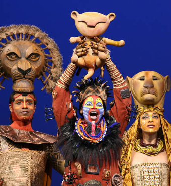The Lion King New York 2020 Tickets | Minskoff Theatre