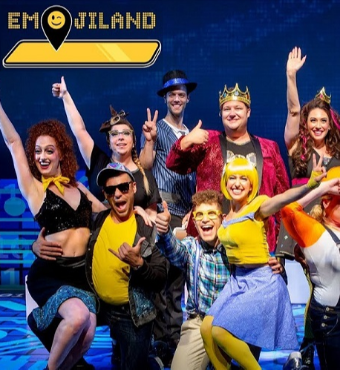 Emojiland The Musical New York 2020 Tickets | The Duke On 42nd Street