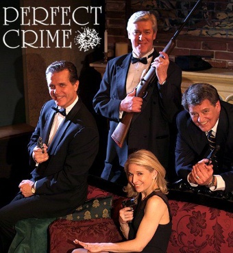 Perfect Crime New York 2020 | Anne L Bernstein Theater