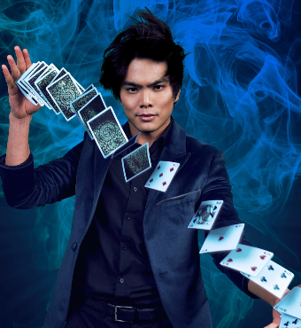 SHIN LIM Las Vegas 2020 Tickets | Terry Fator Theatre - Mirage