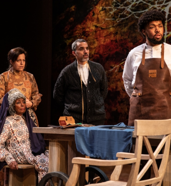 Chekhov Tolstoy Love Stories New York 2020 | Theatre Four at Theatre Row