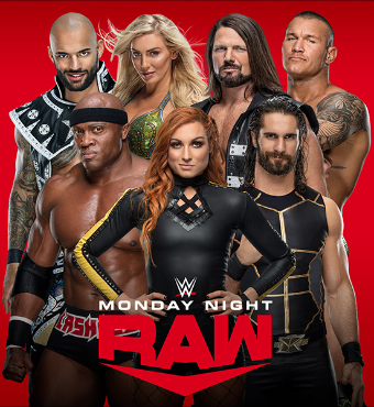 WWE Raw Monday Night Tampa 2020 Tickets | Amalie Arena