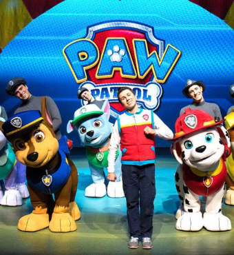 Paw Patrol Live Houston 2020 Tickets | Sarofim Hall - Hobby Center