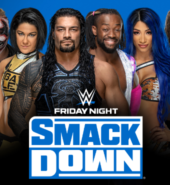 WWE Smackdown 2020 Friday Night Tickets