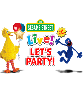 Sesame Street Live! Let's Party Buffalo 2020 | UB Center for the Arts