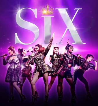 Six The Musical Tour Dates 2020 Tickets