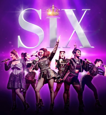 Six The Musical Chicago 2020 Tickets | Broadway Playhouse