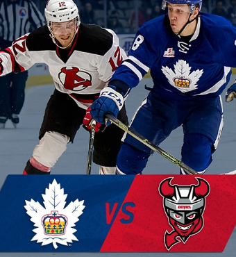 Binghamton Devils vs. Toronto Marlies 2020 | Tickets