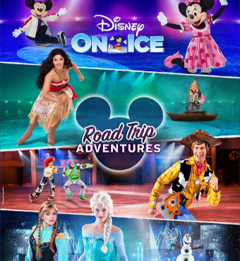 Disney On Ice Road Trip Adventures 2020 Tickets
