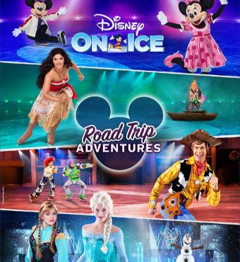 Disney On Ice Road Trip Adventures Boston 2020 Tickets | TD Garden