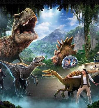 Jurassic World Live Tour Brooklyn 2020 Tickets   Barclays Center