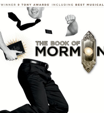 The Book Of Mormon 2020 New York Tickets | Eugene O'Neill Theatre