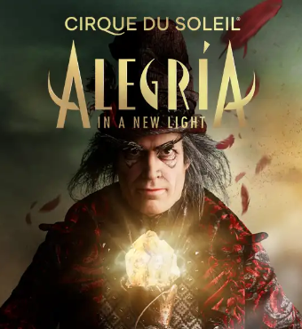 Cirque Du Soleil - Alegria Houston 2020 Tickets | Grand Chapiteau