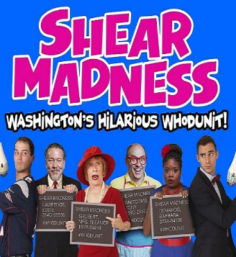 Shear Madness Washington 2020 Tickets | John F. Kennedy Center
