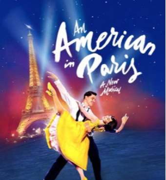 An American in Paris Musical 2020 Tour Dates | Tickets