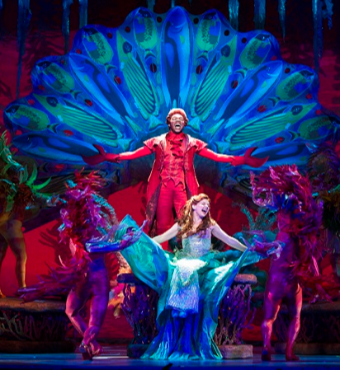 Disney's The Little Mermaid Philadelphia 2020 Tickets | Walnut Street